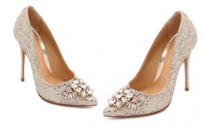 Schutz 'Eliss' Embellished Pumps