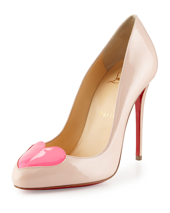 Christian Louboutin Wedding Shoes Blue Sole