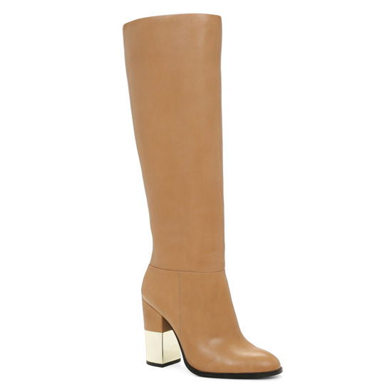 camel knee boots
