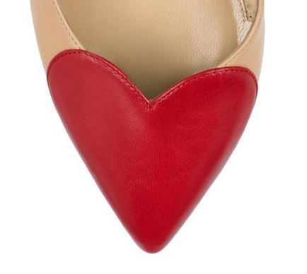 Charlotte Olympia 'Love Vamp' high heeled pumps
