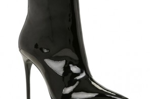 ALDO 'Areica' patent ankle boots