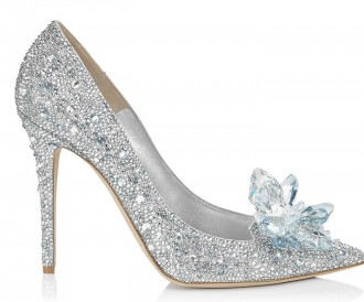 Jimmy Choo Cinderella pumps