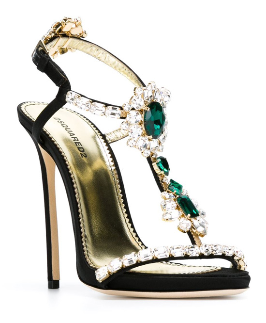 04fc39309b32 DSquared  Queen Mary  Sandals   Shoeperwoman