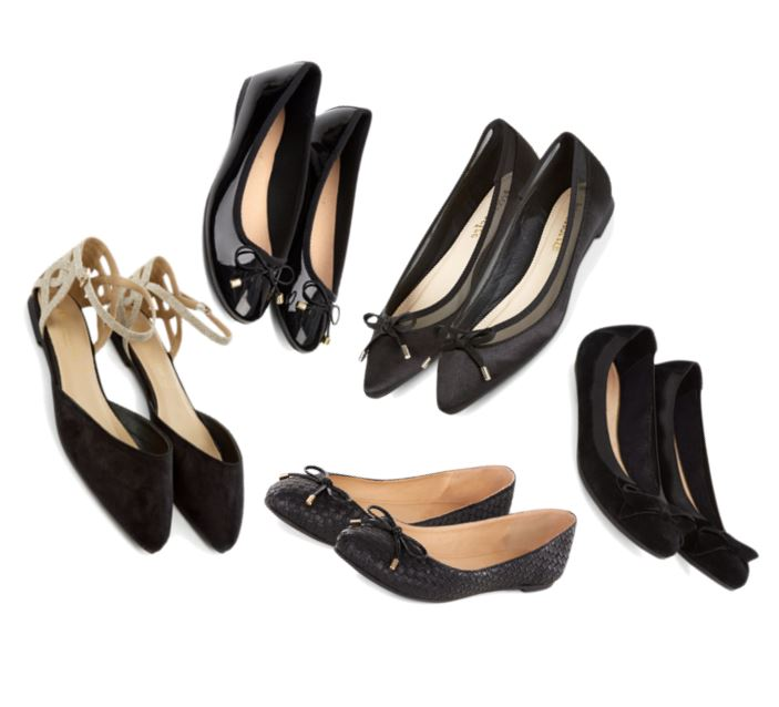 22eefc6b4e6df Where to buy classic black ballet flats