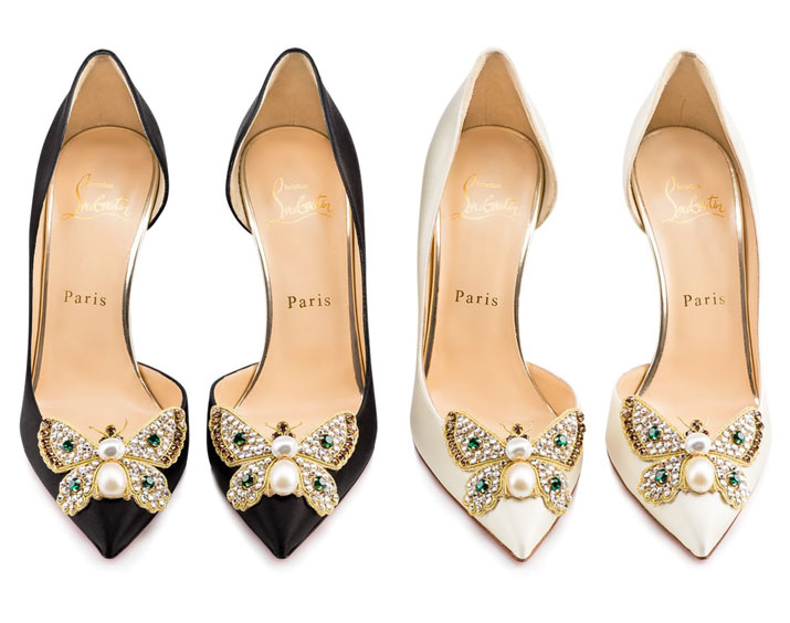 Christian Louboutin Barzas shoes
