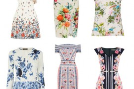 floral print fashion picks