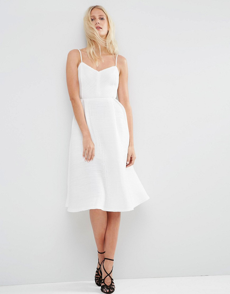 the little white dress