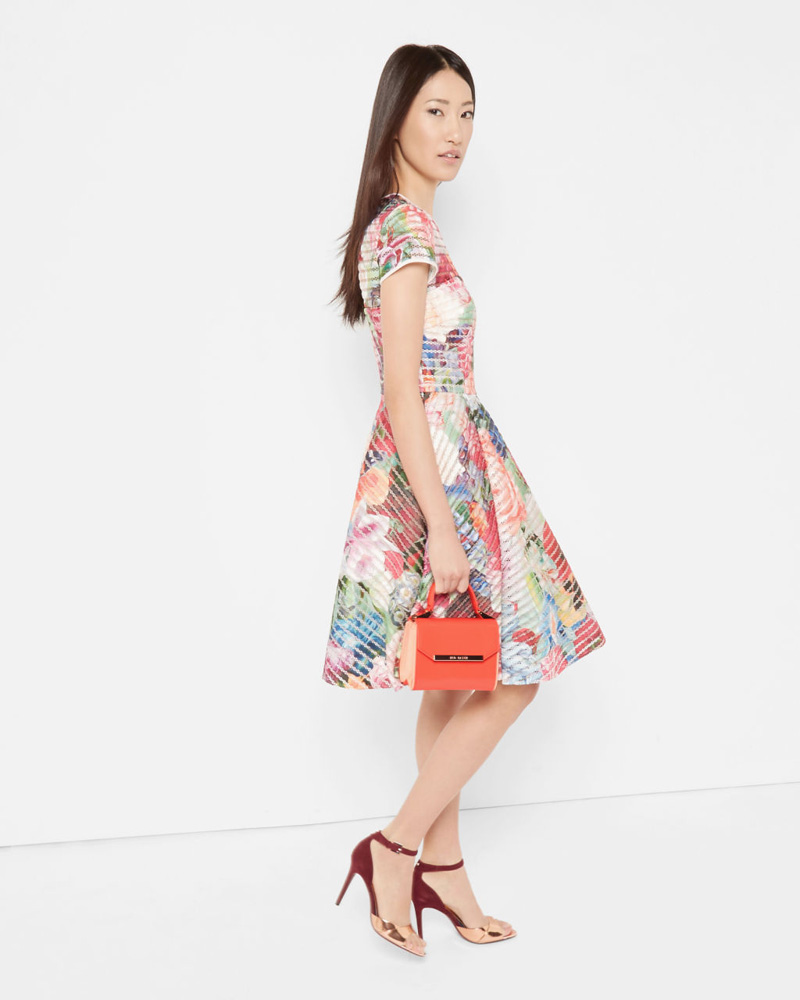 Ted Baker Dolci floral dress