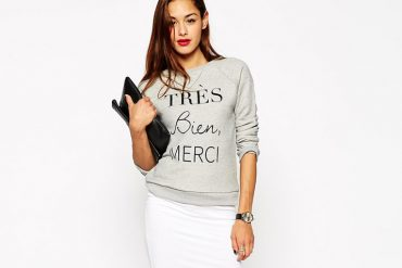 slogan sweater