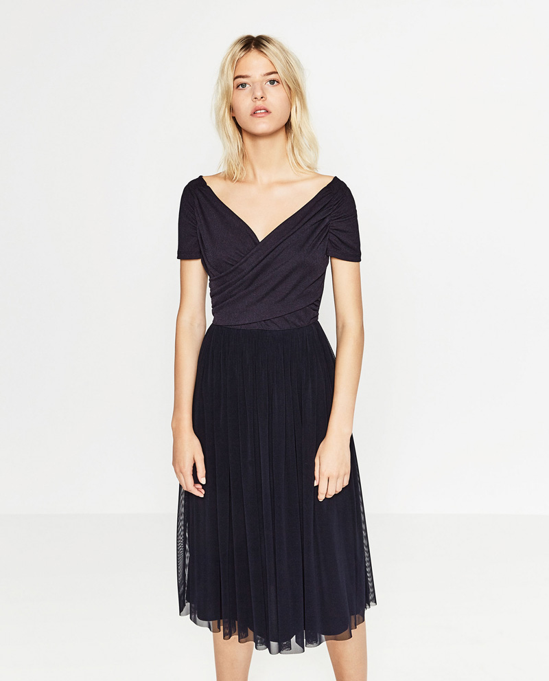 ZARA ballerina dress