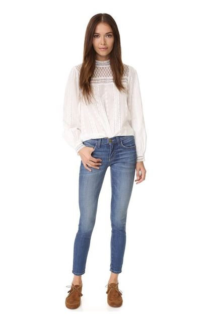 Current Elliott Stiletto jeans