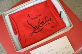 Christian Louboutin shoebox