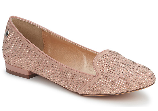 b5182f0f4e2 ... shoes pink studded loafers