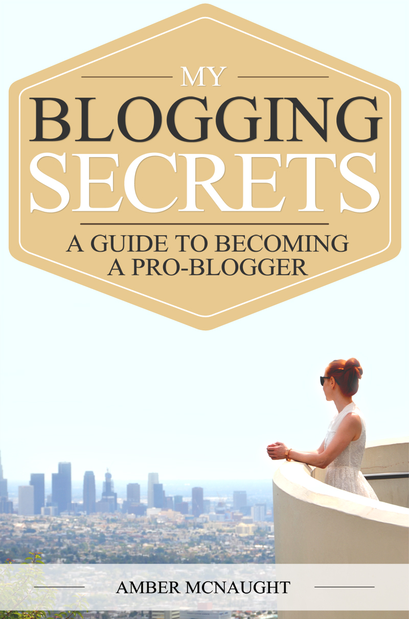 My Blogging Secrets: how I became a pro-blogger