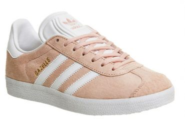 Adidas 'Gazelle' in pink vapour