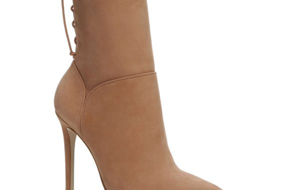 Aldo Anges ankle boots in camel