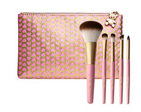 Makeup Brush Sets: Too Faced The Absolute Essentials - Professional 5-Piece Brush Set