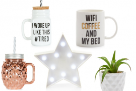 selection of items from New Look Home