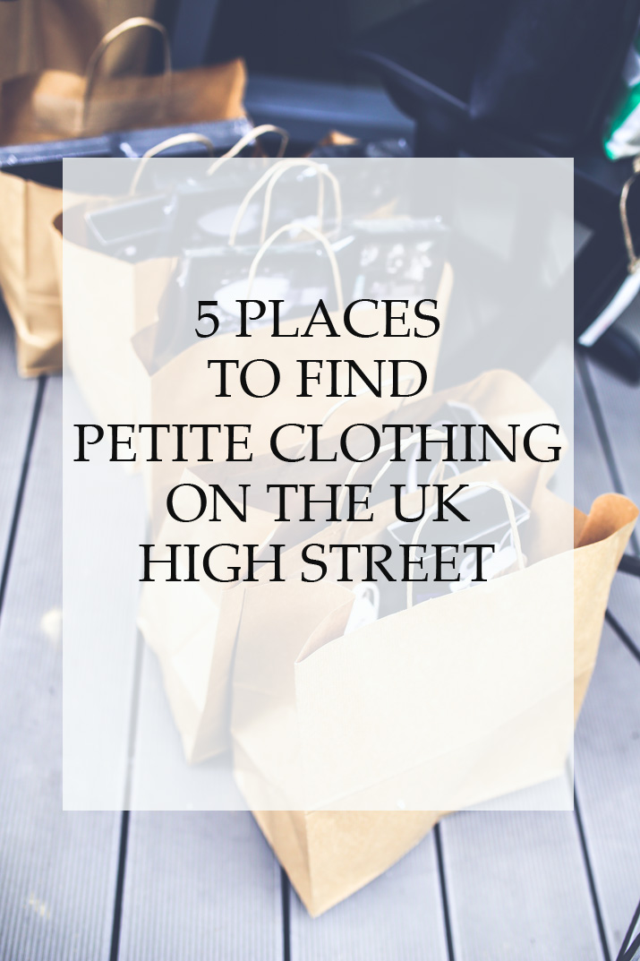 5 places to find petite clothing in the UK
