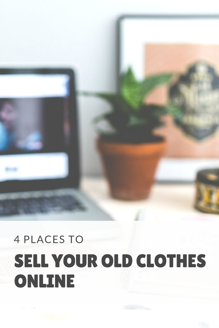 4 places to sell your old clothes online (that aren't ebay)