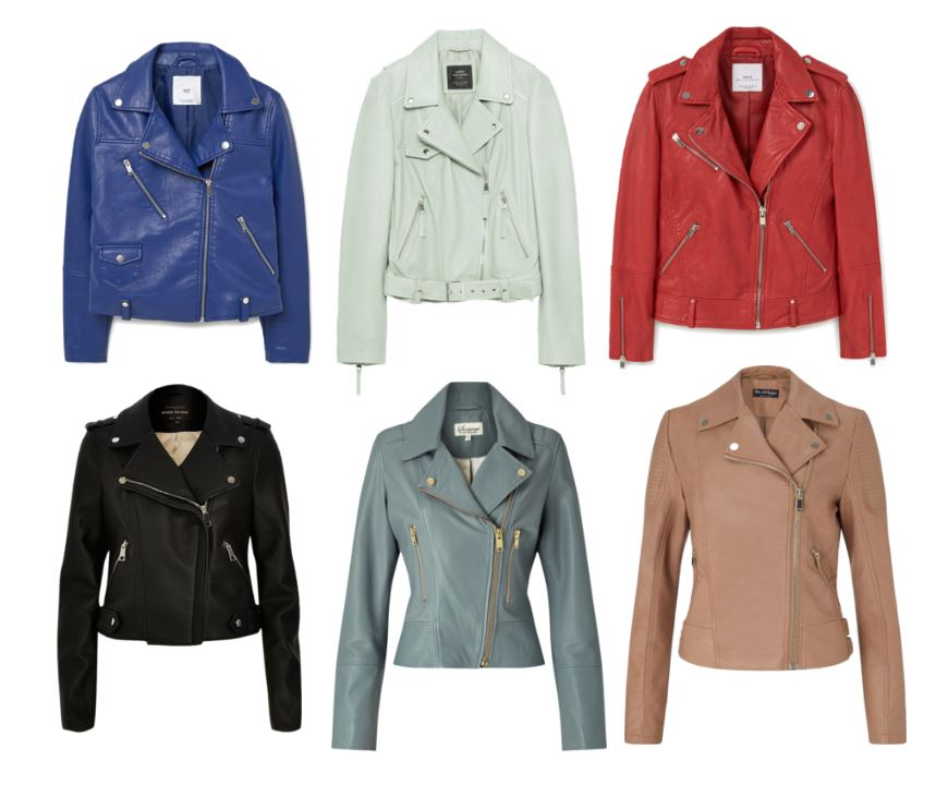 6 biker jackets to wear with everything