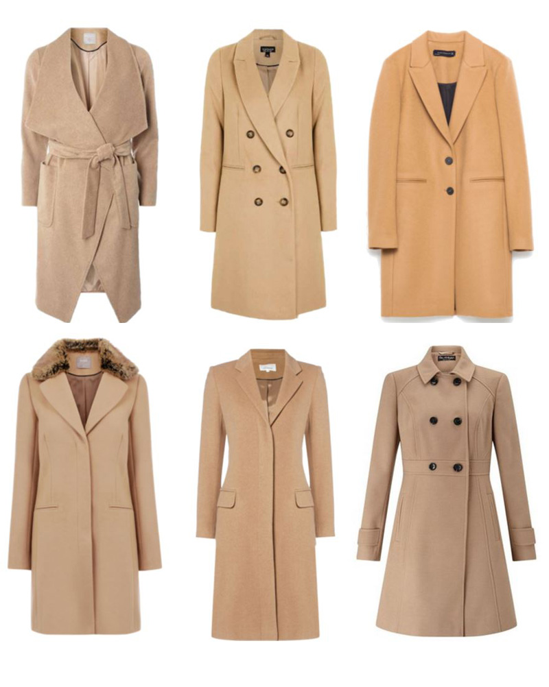 6 Camel Coats to try this autumn/winter