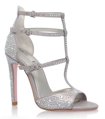 Carbela Kurt Geiger 'Gaye' strappy sandals