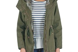 Betty London Delphine parka