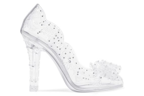 Cinderella Shoes by Dolce & Gabbana