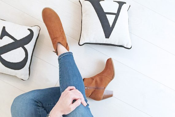 Head Over Heels 'Pacha' ankle boots