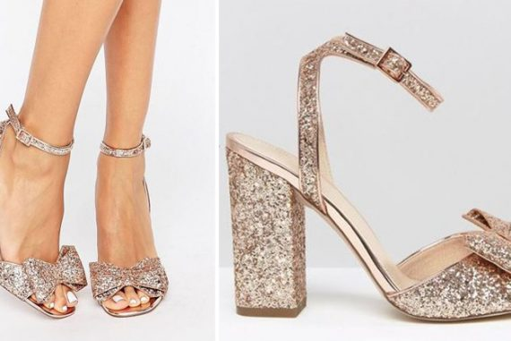 ASOS Heaven Sent Heeled Sandals