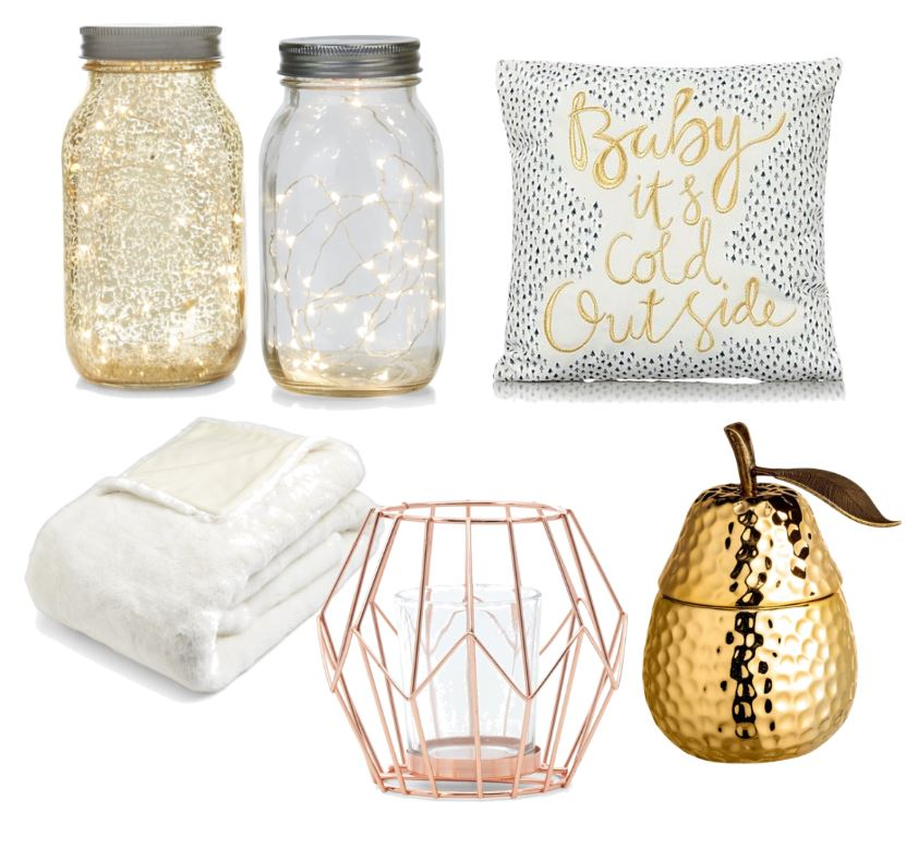 winter homeware wishlist