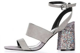 Topshop 'Mystery' sandals