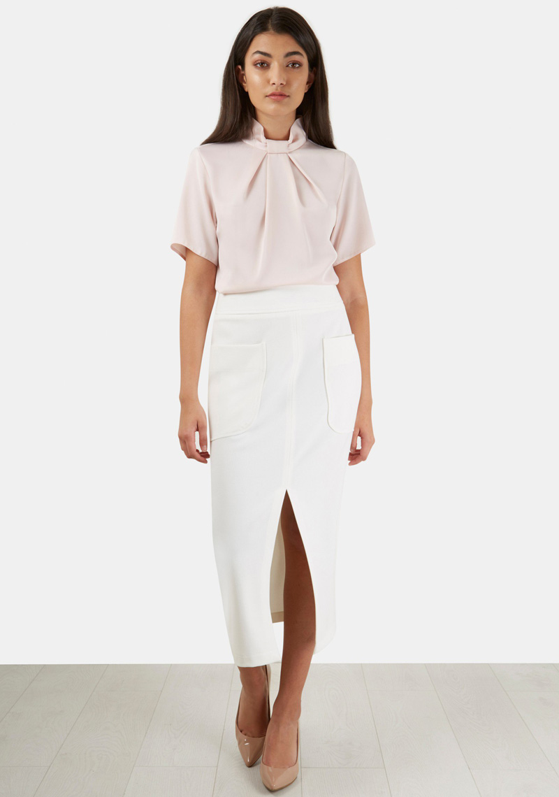 CLlset London pencil skirt and top