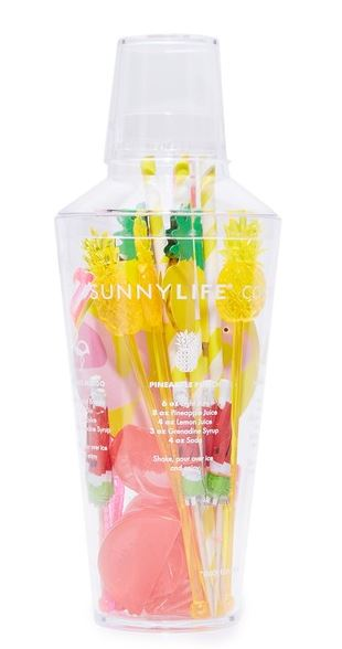 Sunny Life tropical cocktail kit
