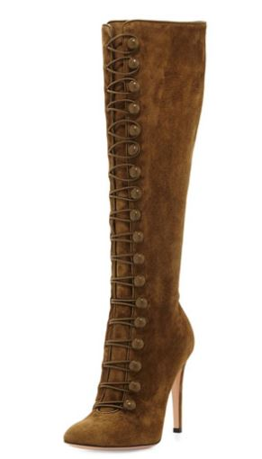 Gianvito Rossi knee highboots