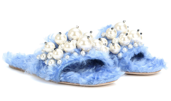 Miu Miu slipper shoes