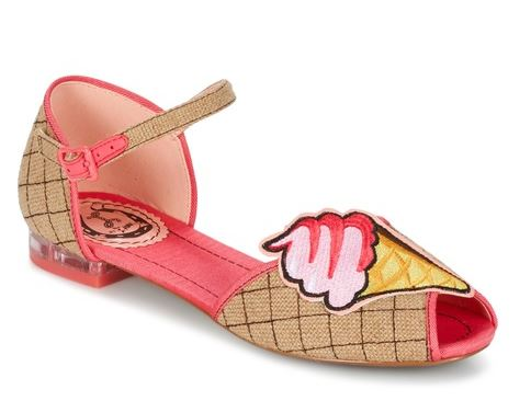Miss L Fire GElatto sandals