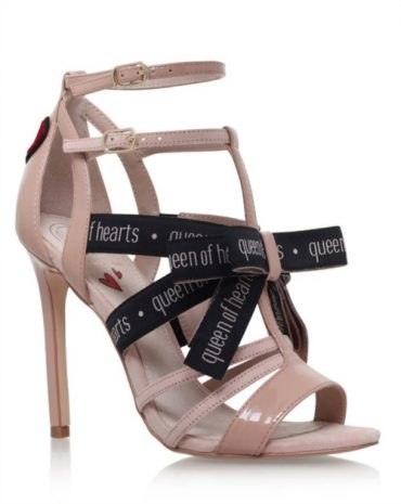 KG Kurt Geiger 'hearts' sandals