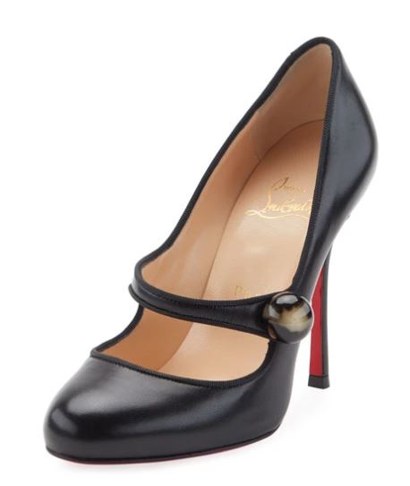 Christian Louboutin 'Booton' Mary Jane Pumps