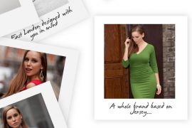 the jersey dress company