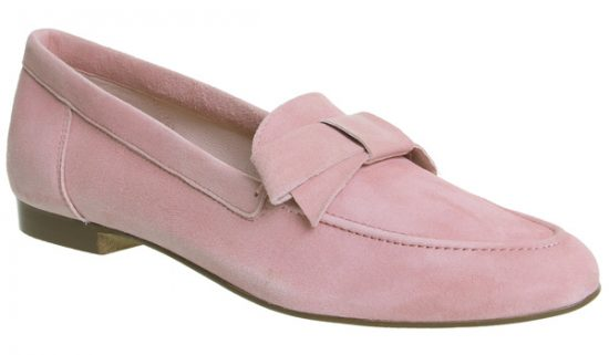Office Fairy Floss Bow Loafers