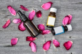 Essential oil skin care recipes