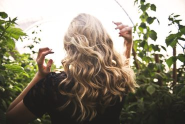 Professional organic hair products