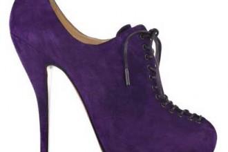 Christian Loubutin 24 Trous 120 suede boots