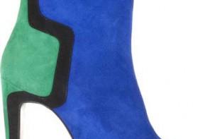 Pierre Hardy colourblock wedges
