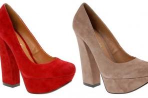 Aldo GYLLENBAND suede shoes