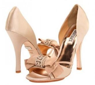 pink satin high heeled sandals