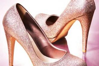 Dune sparkling shoes