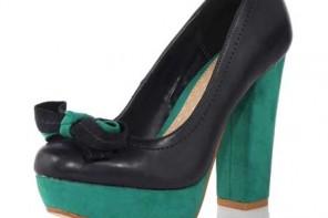 Dorothy Perkins colourblock pumps
